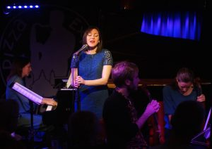 Georgia Mancio/Kate Williams Quartet
