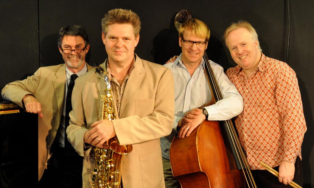 Derek Nash Acoustic Quartet