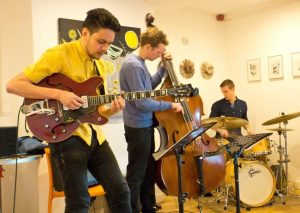 Expired:Inkwell Jazz Café and Jam session