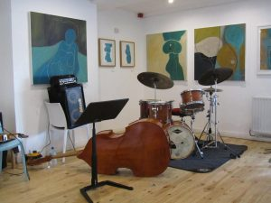 Christmas Party jam session @Inkwell 16 Dec 1.30pm