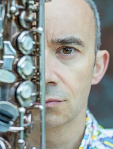 The Julian Arguelles Quartet + Tiptoe – Sat 1 Sept 8pm @Seven Arts