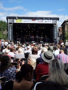 Jazz Blues and Salsa Sunday @Regent Street Main Stage – Sun 2 Sept 12-6pm