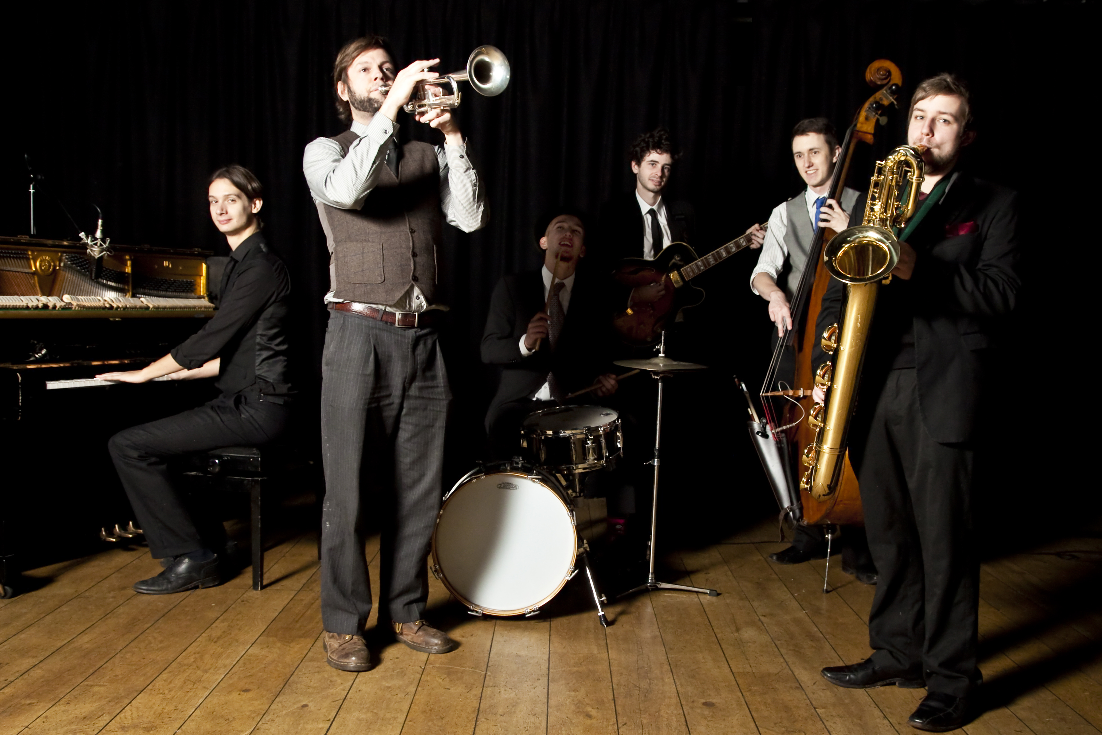 The Big Easy + Em Brown Quartet @Seven Arts – Thus 30th August 8pm