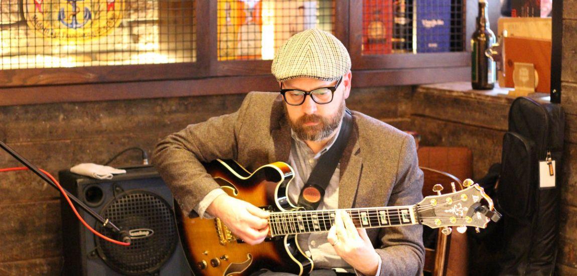 Jazz Jam-boree With Jeff Hewer Trio @Inkwell Sun 29 July 1.30pm