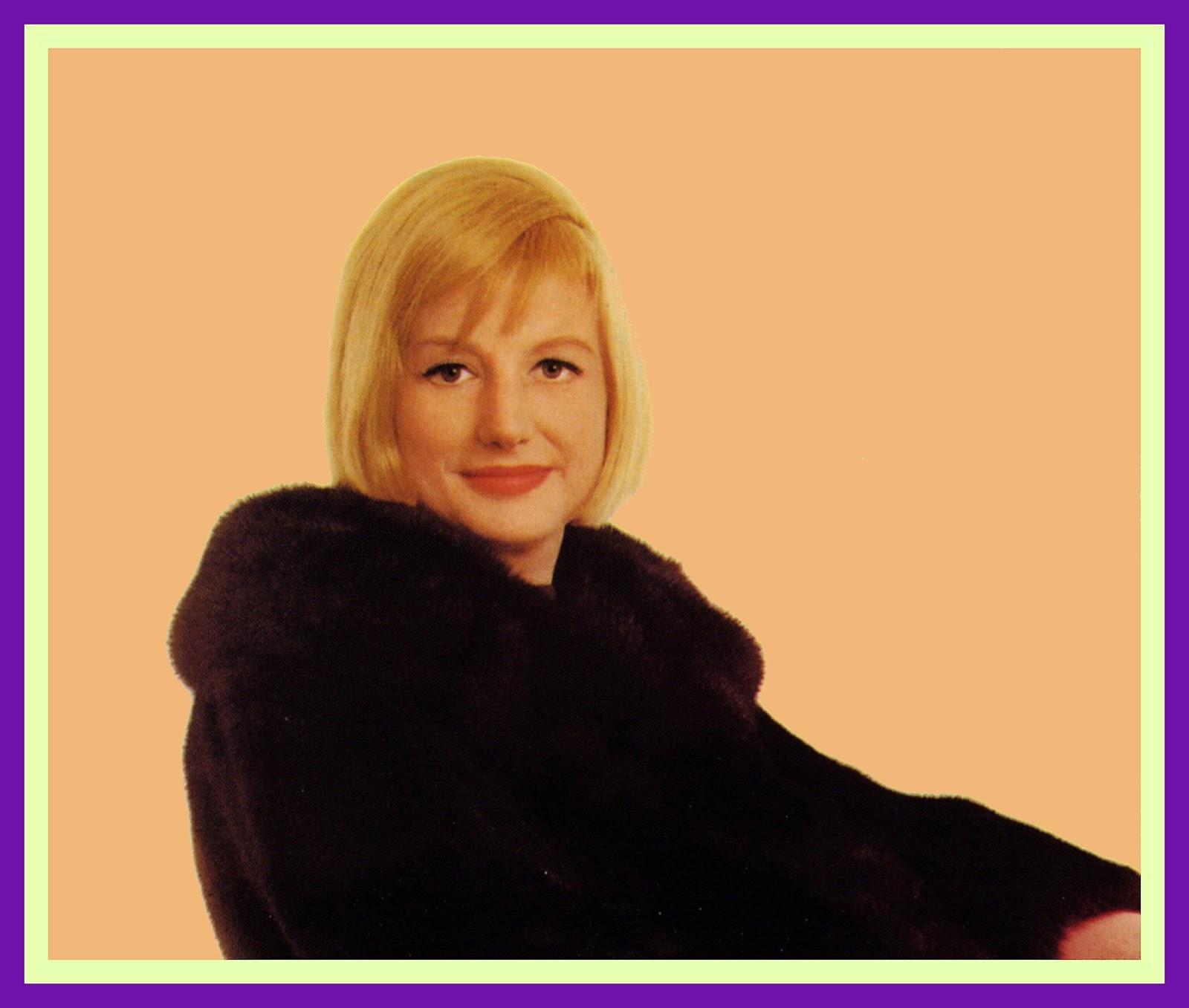 Jenny Hammond sings Blossom Dearie @Seven Arts 11 Nov 1.30pm