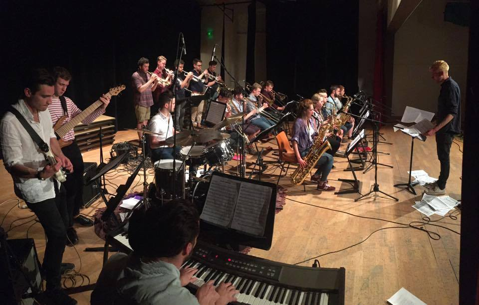 Leeds University Union Big Band @Seven Arts – Sunday 24 Feb 1.30pm £10/8