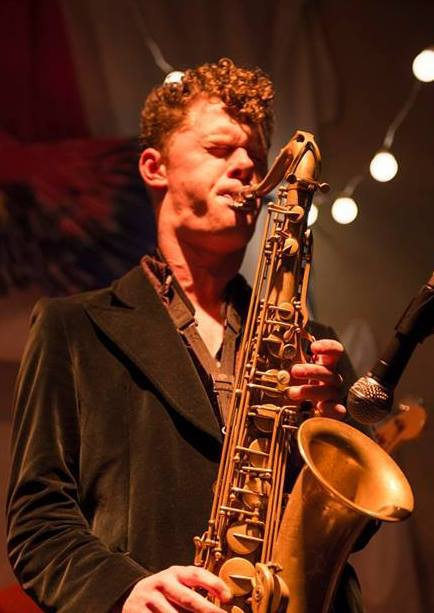 Ben Powling @Rush Hour Jazz, Seven Arts Leeds Feb 20th 6-7pm