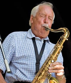 Jazz at Roundhay featuring Frank Brooker Fri 15 March 8pm
