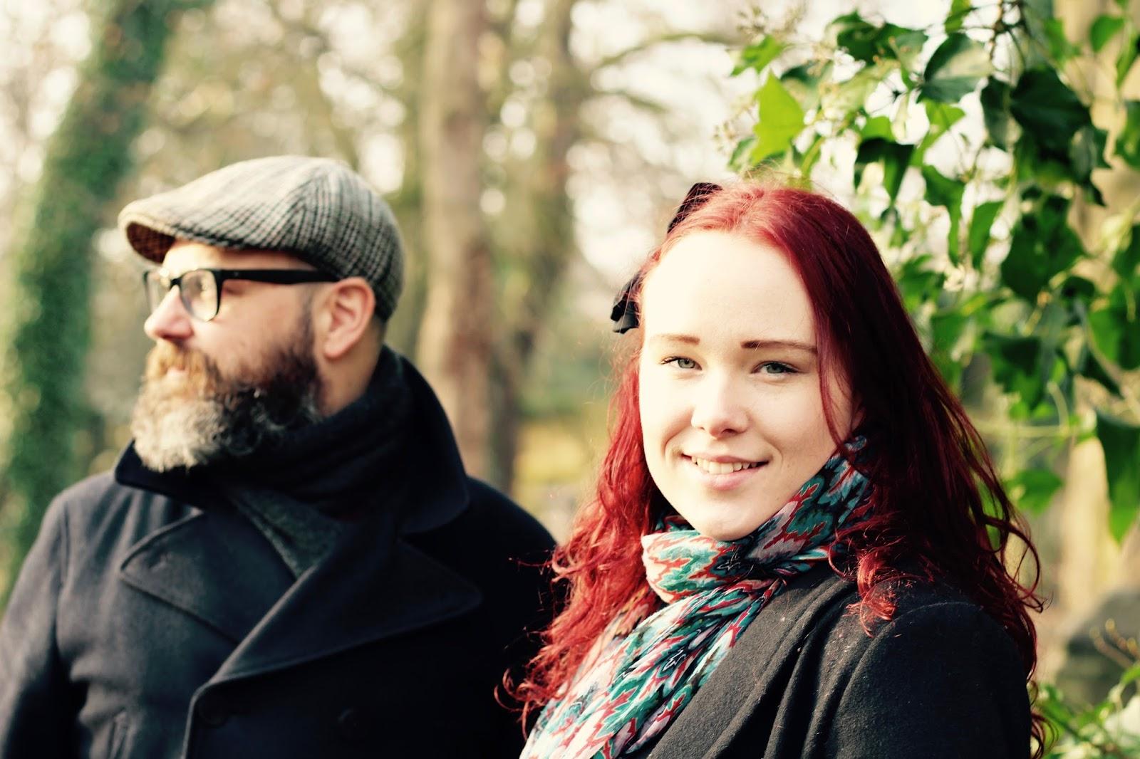 Jeff Hewer and Rebecca Frodsham, Rush Hour Jazz, Seven Arts, Wed 19 Dec 6-7pm