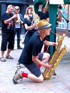 Richard Scott @Rush Hour Jazz, Seven Arts, Jan 16 6-7pm