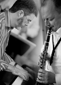 Jazz at Roundhay – The Alan Barnes and Dave Newton Duo Fri 17 April 8pm