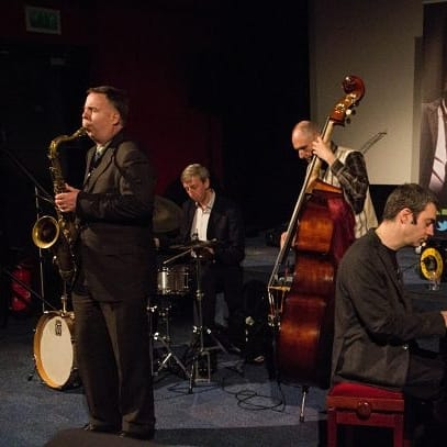 Jazz Leeds presents: US sax star Harry Allen @Seven Arts – Thursday 11 April 8pm