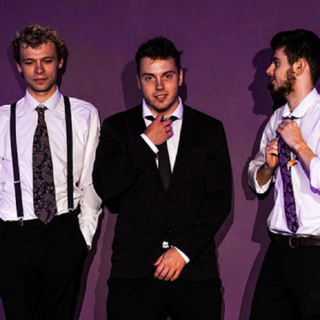 George McDonald trio @Inkwell 16 June