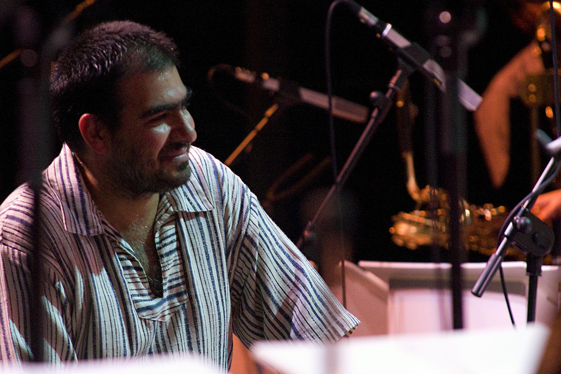 Leeds Jazz Festival Fringe: Andy Panayi @Bar on Park Lane, Fri 12 July