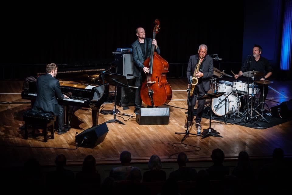 Leeds Jazz Festival event: Andy Sheppard with Espen Eriksen Trio