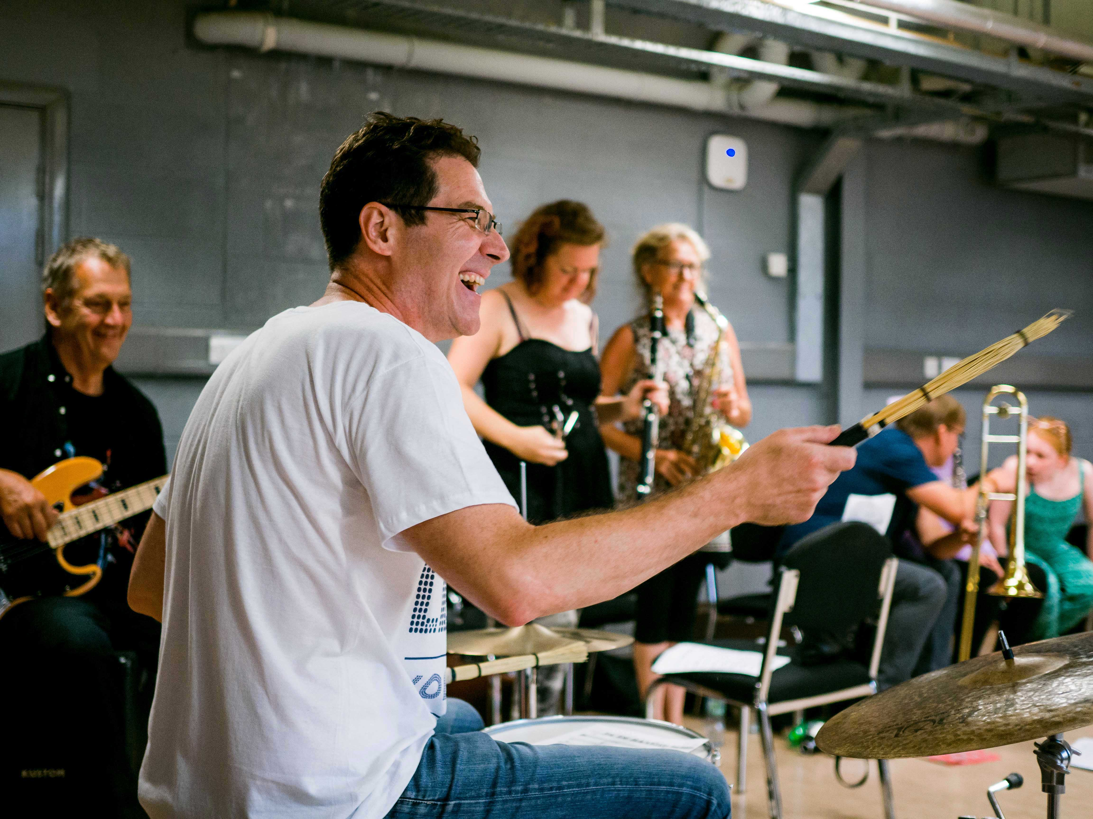 Leeds Jazz Festival event: Learning to Play Jazz