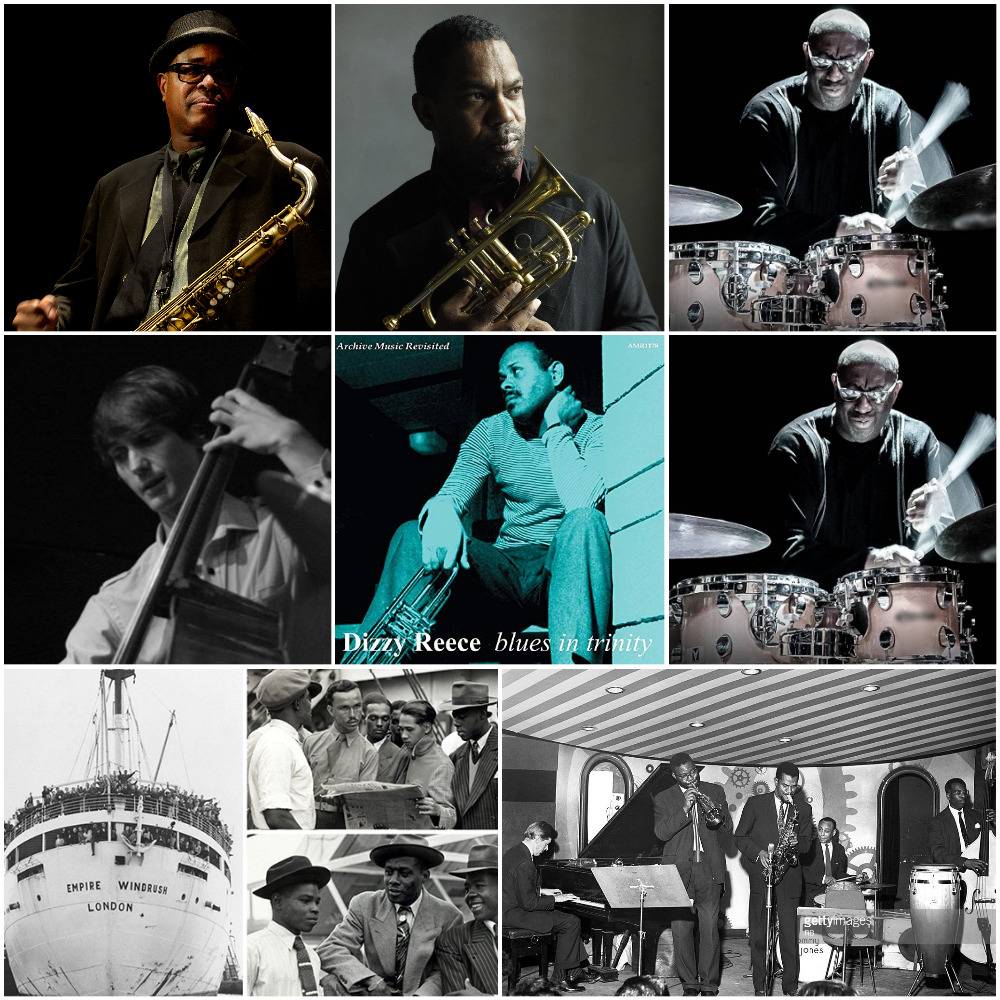 Windrush Jazz Celebration – Routes in jazz – the Music of Dizzy Reece feat. Jean Toussaint