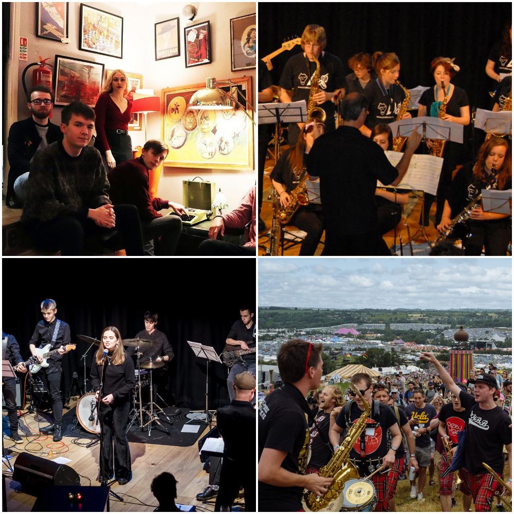 Leeds Jazz Festival – Community Jazz afternoon