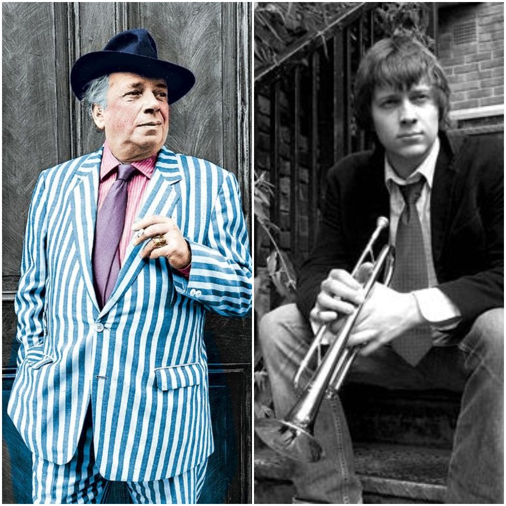 "Jazz Festival fringe – Jazz Film night: Richard Turner ""A life in music"" and George Melly ""The Certainty of Hazard"""