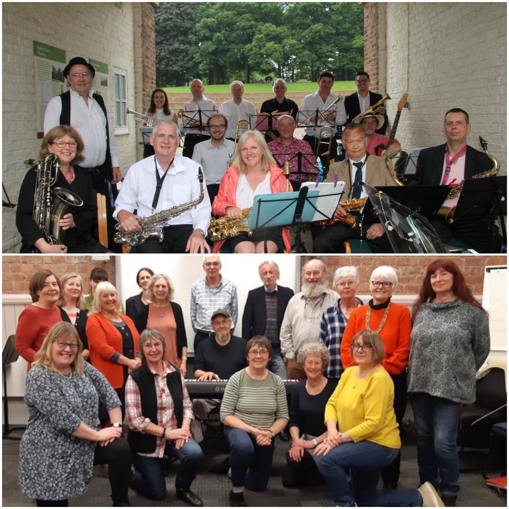 Leeds Jazz Festival Fringe – Headingley Swing Choir and Woodside Big Band