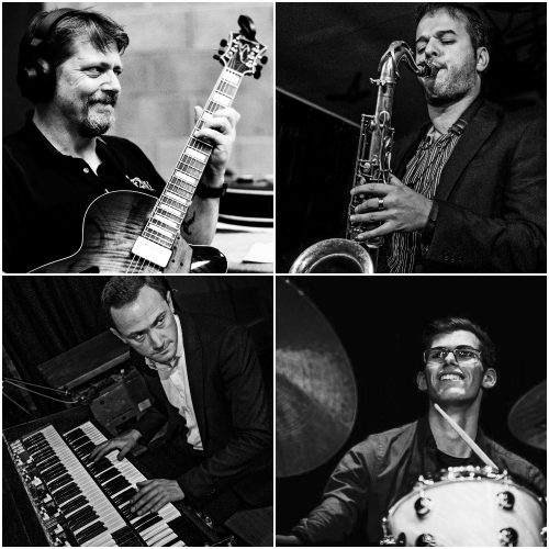 Nigel Price Organ Quartet