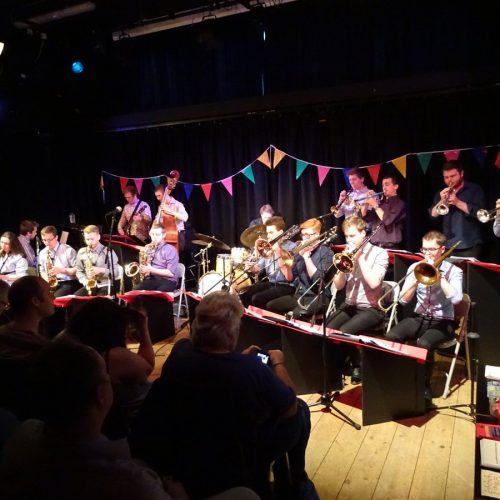 Ton Sharp Jazz Orchestra